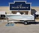 2017 Robalo 180 CC Ice Blue All Boat